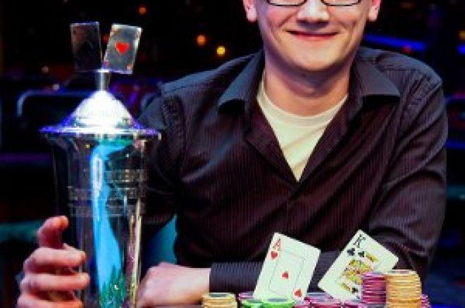 Henrik Tollefsen er Norgesmester i Poker 2009 0001