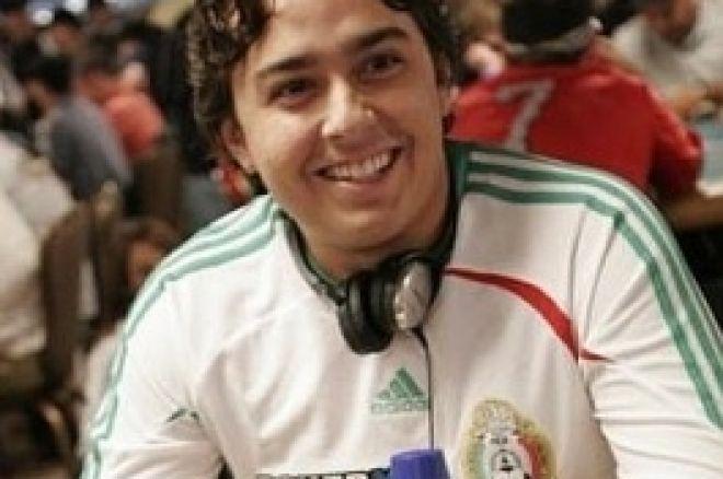 J.C. Alvarado fichado para el equipo Poker Stars Pro 0001
