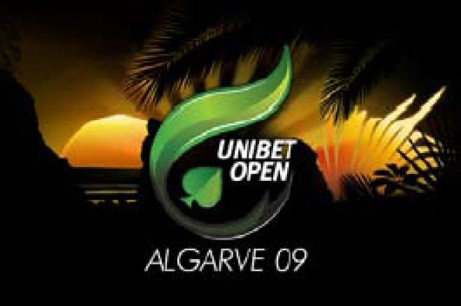 Freerolls Para o Unibet Poker Open Algarve 0001