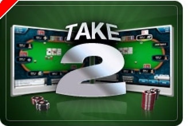 Juegue al Take 2 y gane puntos para duplicarlos en Full Tilt Poker 0001
