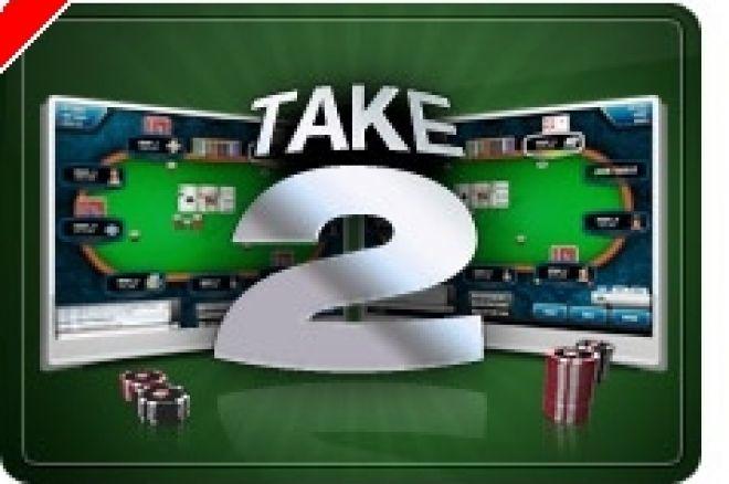 Juegue al Take 2 y gane puntos para duplicarlos en Full Tilt Poker 0001