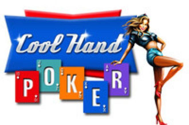 Представяме Ви Cool Hand Poker - 100% Бонус До $350 0001