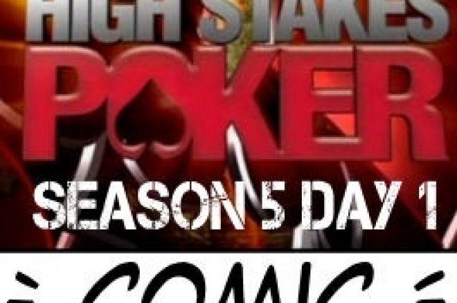 High Stakes Poker Комикс 0001