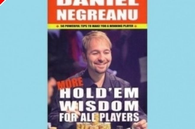 Análise do Livro: 'More Hold'em Wisdom for All Players' de  Daniel Negreanu 0001