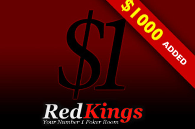 Play the PokerNews Weekly Tournament on RedKings Poker - $1k Added! 0001