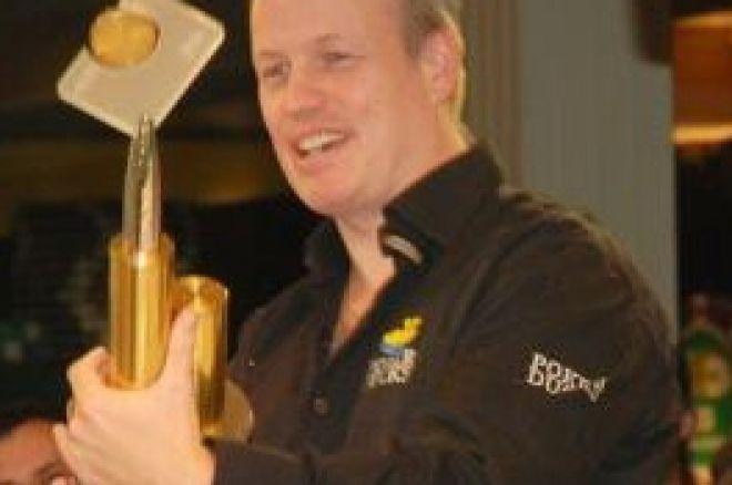 Christer Johansson Venceu o PaddyPower.com Irish Poker Open 0001