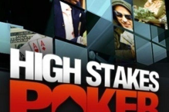 High Stakes Poker - Nya ansikten till bordet under avsnitt sju 0001