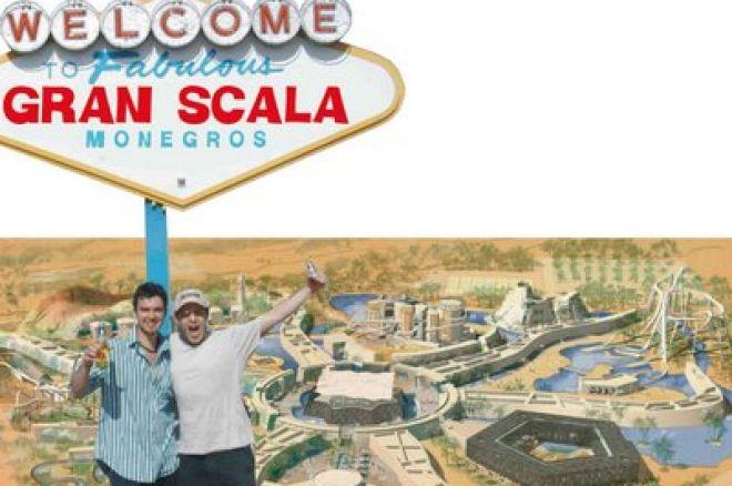 """Espagne - Le projet de casinos """"Gran Scala""""sous la critique 0001"""