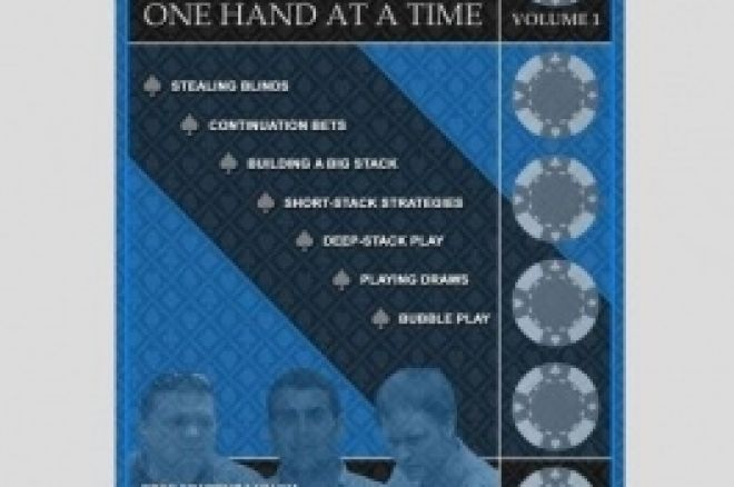 Análise do Livro: 'Winning Poker Tournaments, Vol. 1' de Eric Lynch, Jon Van Fleet, e Jon... 0001