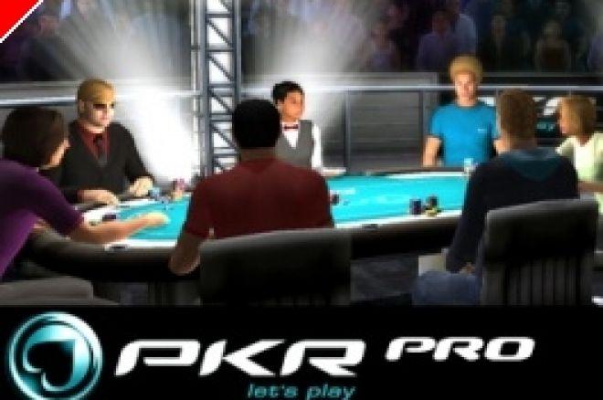PKR Poker Anunciou Team PKR Pro 0001