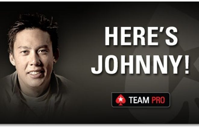 `Here's Johnny' turnering på PokerStars 0001