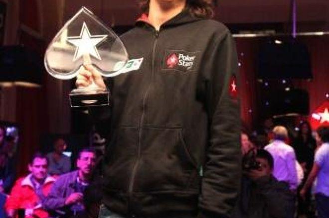 "Dominik ""DOMinator"" Nitsche gana el Torneo PokerStars LAPT Mar del Plata 0001"