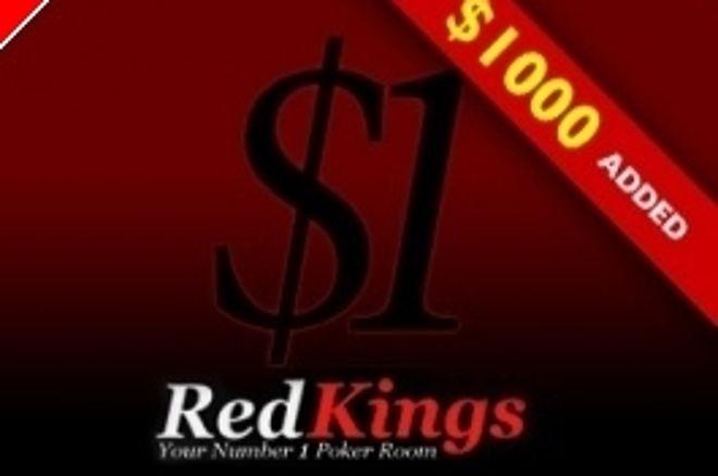 RedKings Poker Weekly $1k Added Series 0001