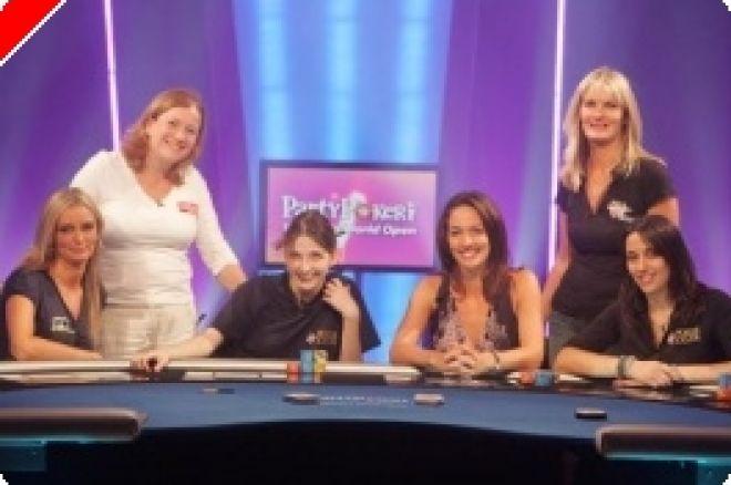 Возвращение Party Poker Women's World Open, упоминания о покере... 0001