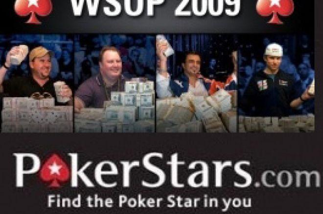 Satélites WSOP 2009 na PokerStars! 0001