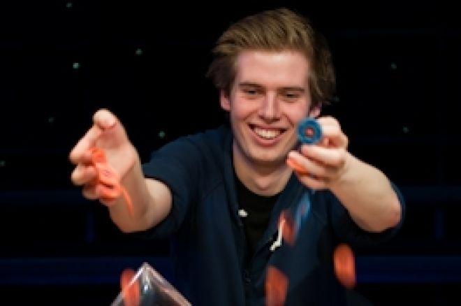 PokerStars EPT San Remo, Stół finałowy: Oklaski dla Rijkenberga 0001
