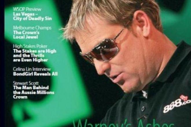 PokerNews Стартира Австралийско Покер Списание 0001