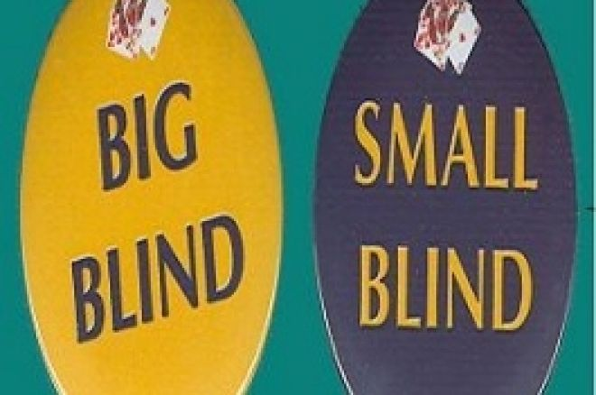 Pokeristrategia: Iso blind vs. pieni blind 0001