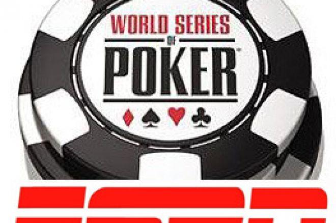 ESPN Reduz Número de Eventos Televisionados nas WSOP 2009 0001