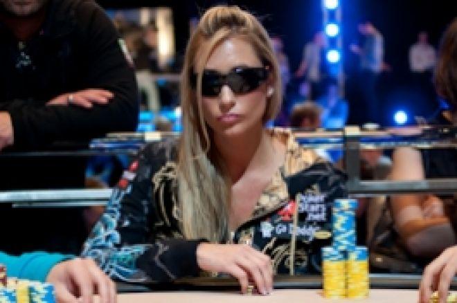 Pokerstars.com EPT Monte Carlo High Roller πρωτάθλημα, Ημέρα 2 : Η Vanessa... 0001