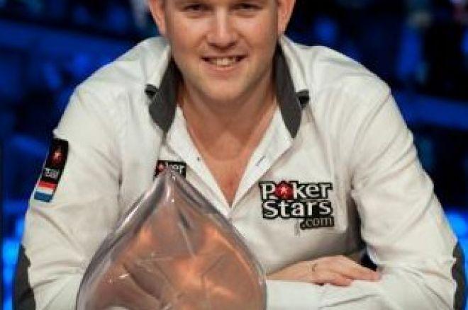 Pieter de Korver Vence PokerStars.com EPT Grand Final Monte Carlo 0001