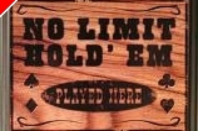 Pokeristrategia: No Limit Texas Holdemin perusstrategia 0001