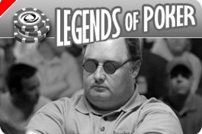 Lendas do Poker: Greg 'Fossilman' Raymer 0001