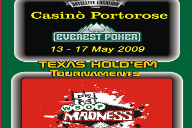 WSOP* Madness LIVE!  Presented by Everest Poker 0001