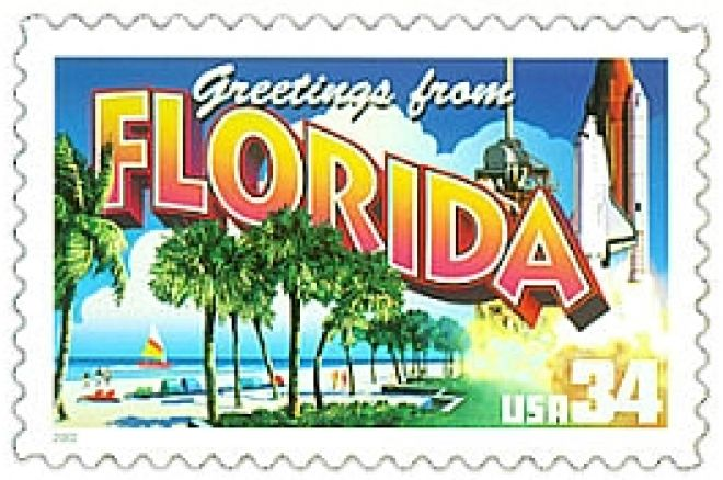 Florida stamp inage