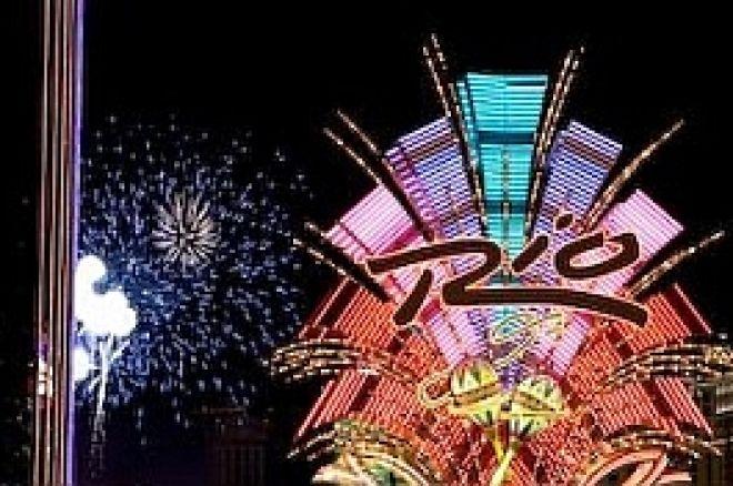 Rio exterior fireworks