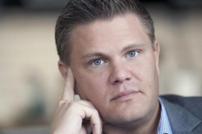 Poker Icons VD Lars Kollind kommenterar Grebbestadsmålet 0001