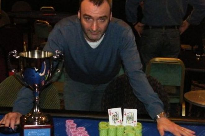 Jim O'Connell wins First Ever British Poker Masters, GUKPT Newcastle Starts Today 0001