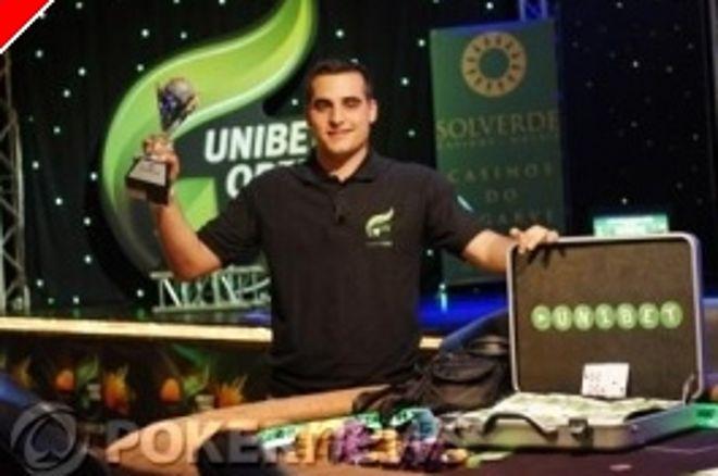 André Dias Gana el Unibet Open Algarve 2009 0001