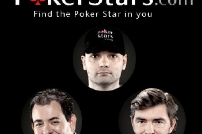 Portugal Já Tem 3 Jogadores na Team PokerStars Pro 0001