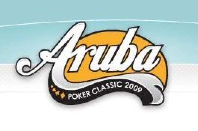 2009 Aruba Poker Classic График 0001
