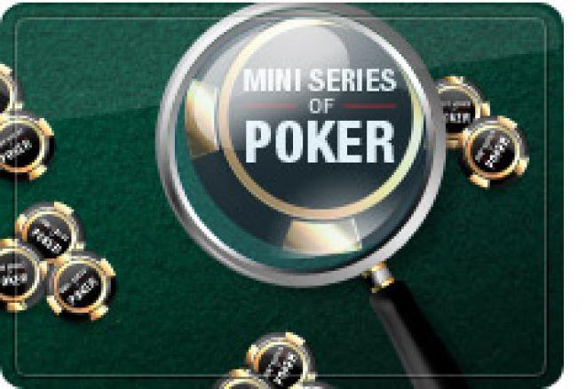 Mini Series of Poker na Full Tilt Poker 0001