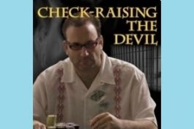 Dentro la testa di Mike Matusow:  Scrivere 'Mike Matusow: Check-Raising the Devil' 0001