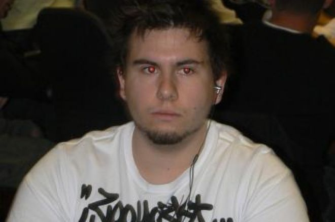 "Online Poker Spotlight: Jonathan ""xmonsterxdongx"" Karamalikis 0001"