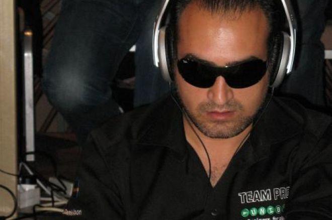 Poker-SM - Ferit Gabriellson Svensk Mästare i texas hold´em 0001