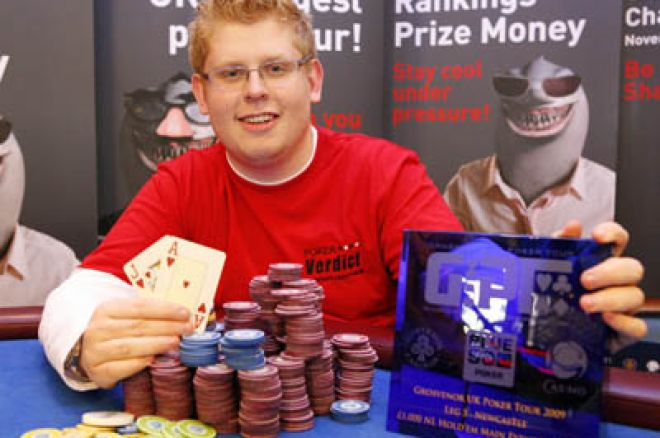 Tony Phillips Wins GUKPT Newcastle, PKR to Broadcast WSOP Live + more 0001
