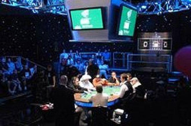 Las Vegases algasid arvult neljakümnendad pokkeri maailma- meistrivõistlused 0001