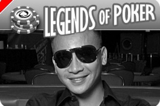 Lendas do Poker: John Phan 0001