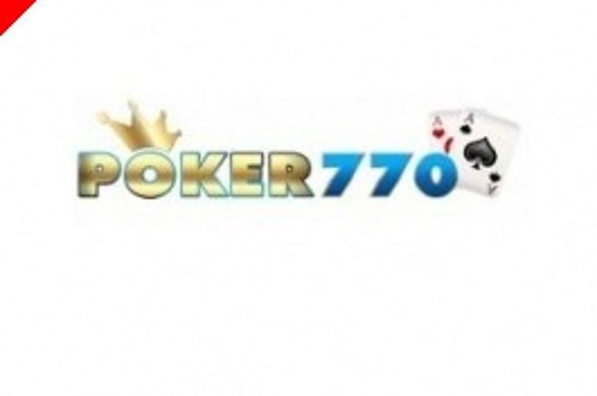 PokerNews erbjuder två $10 000 turneringar hos Poker770! 0001