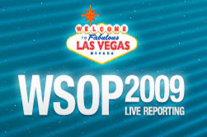 WSOP 2009 Започна 0001