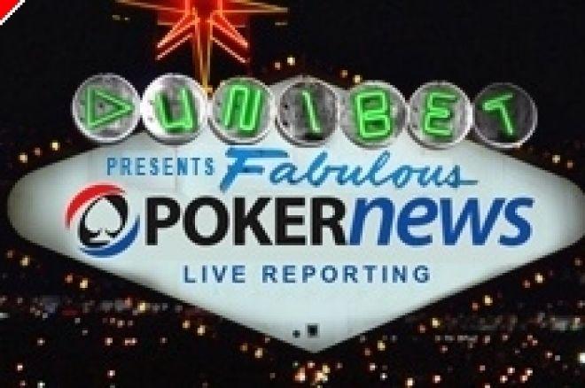 Veertigste editie World Series of Poker officieel van start 0001