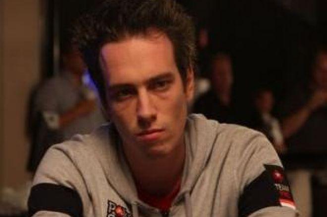 Lex Veldhuis kent goed begin WSOP 2009 0001