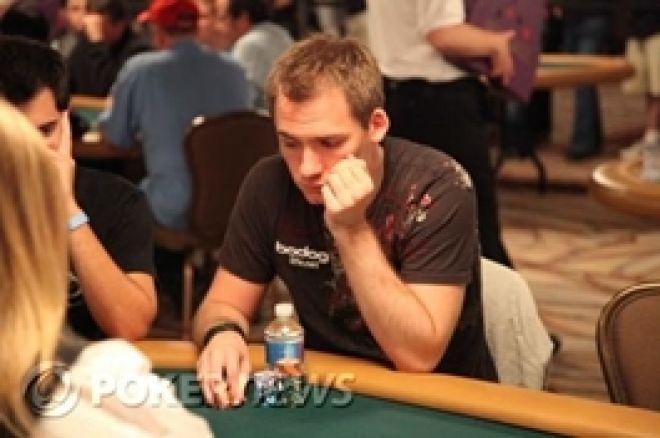 WSOP 2009 päevik (2): $40.000 NLH edeneb Justin Bonomo juhtimisel 0001
