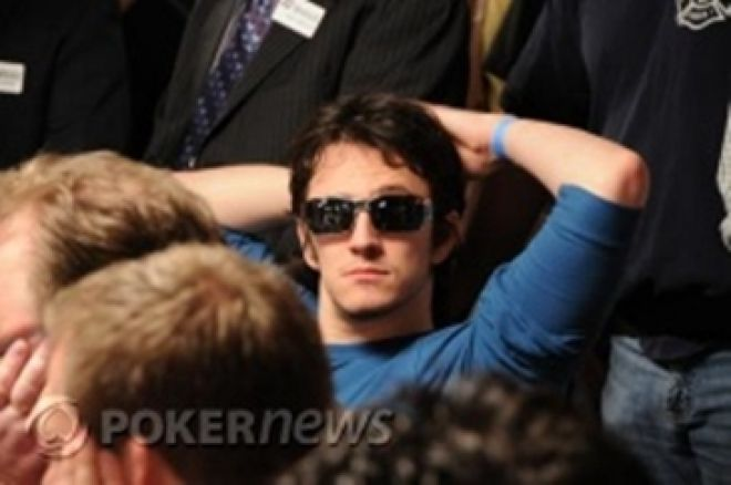 WSOP 2009 päevik (3): $40.000 NLH finaallauda läheb liidrina Isaac Haxton 0001