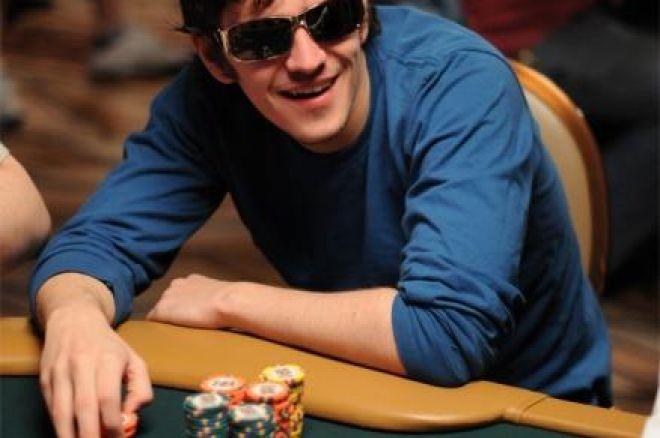 WSOP 2009 - Framme vid finalbord i event #2, $40 000 NLHE 0001