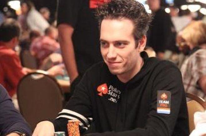 Lex Veldhuis zevende in $40.000,- NL Hold 'em toernooi WSOP 2009 0001